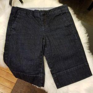 Tommy Hilfiger Dark Denim Bermuda Shorts - 6